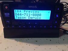 Unactive Sirius Stratus 7 Satellite Radio Receiver Call Sirius to sub