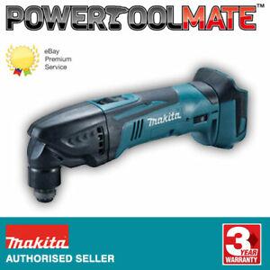 Makita DTM50Z 18v li-ion cordless multi tool naked - body only ex BTM50Z
