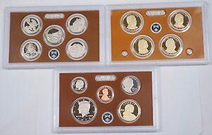 2012-S U.S. Mint Clad Proof Set Gem Coins with Box & COA