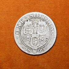 KM# 780 - One Shilling - Victoria - Great Britain 1899 (Fair)
