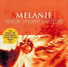 CD - Melanie - Shine On - The Latest And Greatest
