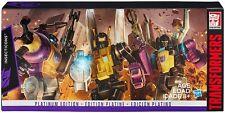 Sale ! Transformers Hasbro Platinum Ed Insecticons Bombshell Skrapnel Kickback