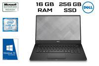 "Dell Latitude 7370 Ultrabook 13.3"", Intel m7-6Y75, 16GB RAM, 256GB SSD, Win10Pro"