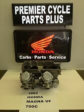 1985 HONDA MAGNA VF 700 C  REMANUFACTURED KEIHIN CARBS CARBURETORS READY TO RUN