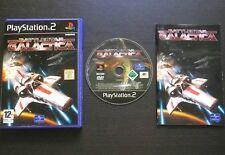 BATTLESTAR GALACTICA : JEU Sony PLAYSTATION 2 PS2 (Vivendi COMPLET envoi suivi)