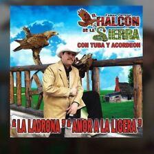 El Halcon de la Sierra La ladrona amor ala Lijera CD New sealed