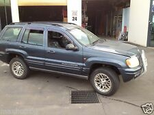 "JEEP  """" wrecking""""    GRAND CHEROKEE WJ 2002  4.7 L   V8   AUTO """" WRECKING """""