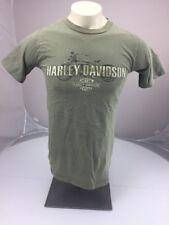 Vtg HARLEY DAVIDSON Motorcycle House of Harley Milwaukee USA Biker T-Shirt Small