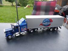 Revell Metall LKW Truck mit Auflieger Peterbilt 359 King Hauler 64 cm lang 1:24
