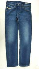NWT Diesel Men's Belther RX380 Regular Slim Tapered Stretch Denim Jeans 27 x 30