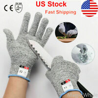 Level 5 Protection Butcher Gloves Cut Proof Stab Resistant Safety Kitchen Gloves