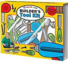 Builder's Tool Kit by Roger Priddy (Board book, 2009)