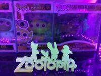 GitD Zootopia Display For Funko Pops