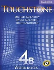 Touchstone Workbook 4b (new American English Course): By Michael McCarthy, Je...
