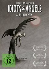 DVD * IDIOTS AND ANGELS - Kevin Palmer  # NEU OVP §