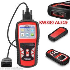KW830 Car Fault Code Reader Engine Scanner OBDII EOBD Diagnostic Scan Tool AL519