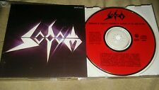 Sodom Obsessed By Cruelty + Expurse Of Sodomy + In the Sign of Evil Japan CD