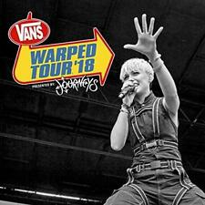 The Warped Tour 2018 - Various Artists (NEW 2CD)