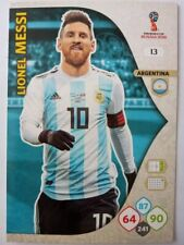 Brazil version 2018 Panini Adrenalyn XL FIFA World Cup Russia - Lionel Messi