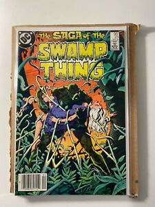 Swamp Thing #23 DC 2nd Series I Combine Shipping!