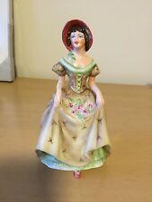 Coalport Penelope Bone China Figurine
