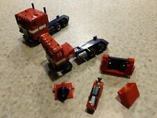 Transformers G1 Optimus Prime bodies for parts junker lot incomplete