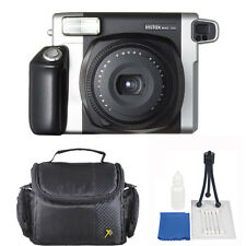 Fujifilm Fuji Instax Wide 300 Instant Film Camera + Case + 5 Pc Accessory Kit