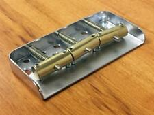 Left Hand Fender Telecaster G.E.Smith Style Bridge w/Custom Compensated Saddles