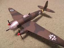 Built 1/100: German HEINKEL HE-111 Bomber Aircraft