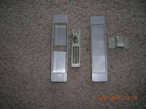 ((( PELLA )))  Proline sliding screen door handle, Gray