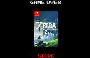The Legend Of Zelda Breath Of The Wild 2 Nintendo Switch Nuovo ITA Videogame