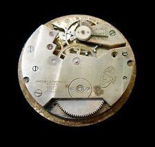 Medana Watch Art Deco Style Pocket Watch Movement and Dial circa 1940