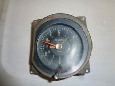 1964 1965 1966 1967 Original Pontiac GTO Tempest Rally Clock