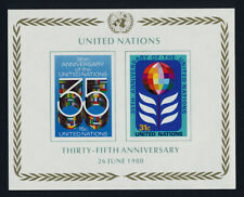United Nations - New York 324 MNH - 35th Anniv of the UN