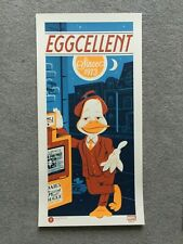 Howard the Duck (Dave Perillo) SOLD-OUT Marvel Print #43/100 Mondo Grey Matter