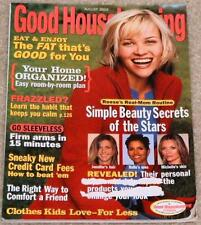 Good Housekeeping 2003 Reese Witherspoon Halle Berry