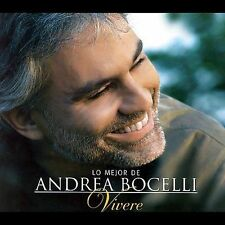 The Best of Andrea Bocelli: Vivere Lo mejor de Andrea Bocelli CD, spanish españo