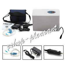 Portable Oxygen Concentrator Generator Home/Travel +battery ultra-silence DHL CE