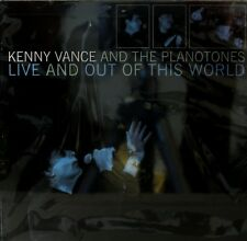 KENNY VANCE & THE PLANOTONES 'Live & Out Of This World'