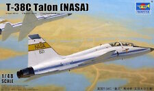 Trumpeter 1/48 NORTHROP T-38C Talon (NASA) # 02878