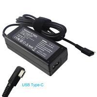 65W USB Type C charger for Lenovo ThinkPad T470 T480 T480s T580 E485 E580 E585