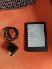 Amazon Kindle (8th Generation), Wi-Fi, 6in - Black