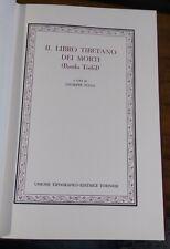 LB004_LIBRO TIBETANO DEI MORTI_CLASSICI DELLE RELIGIONI_CLASSICI UTET_RIST.1981
