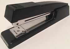 Vintage Bostitch Classic Metal Desktop Stapler, Full-Strip, Black (B440-BLACK)