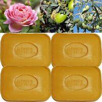 Le Serail : lot de 4 savons de toilette 100g parfumés MIEL