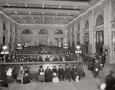 Grand Central Station New York City 1904 NY railroad train depot terminal photo