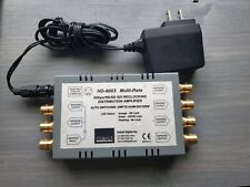 Cobalt Hd-8003 3g/hd/sdi/asi reclocking distribution amplifier