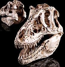 b1643cfe3181 Tyrannosaurus T-Rex Skull Resin Fossil Model Dinosaur Collectibles Replica  Craft