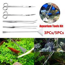 Aquarium Tools Kit Aquascaping Tools Kit Trim Tool Set Aquatic Plant Tweezers