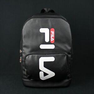 FILA FLBP434 001 Black Riley Backpack